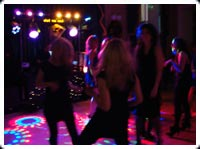 dance the night away with a mobile disco