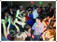 Have a great party with a mobile disco