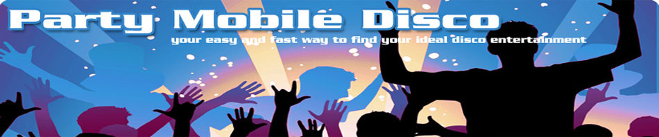 Find Your Mobile Disco for Coleraine Here